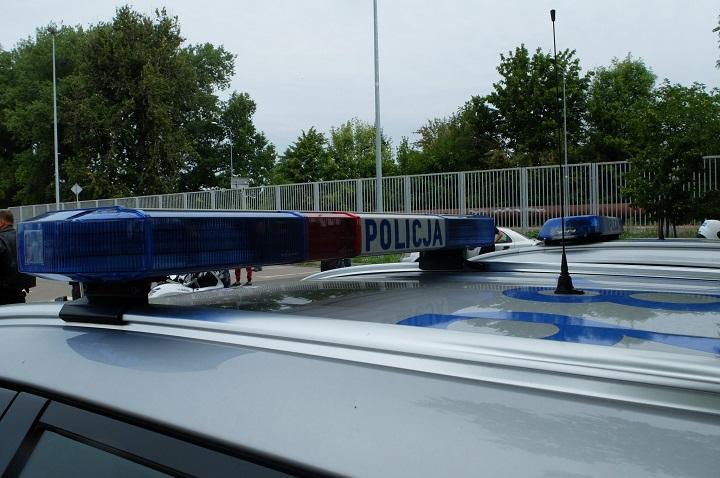 Niecodzienna interwencja policjanta z II Komisariatu Policji
