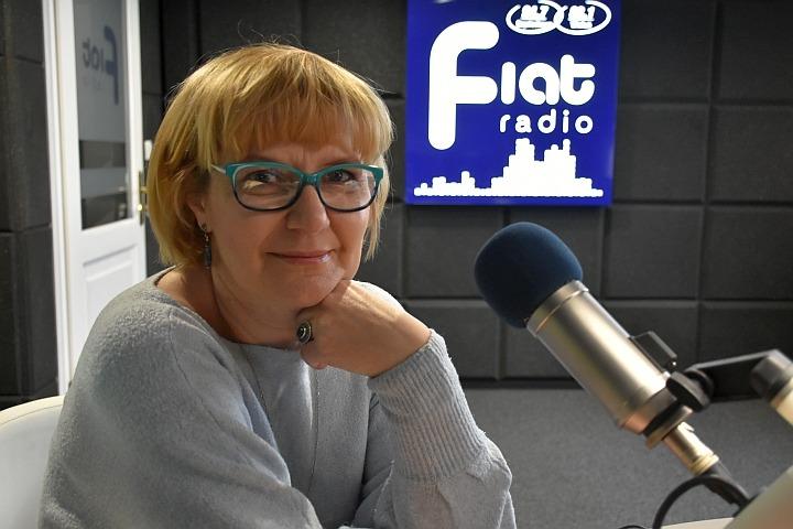 Agnieszka Mazur-Rysanow/fot. Zbyszek Derda Radio Fiat