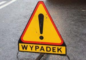 Wypadek na DK1 – zablokowane są dwa pasy ruchu