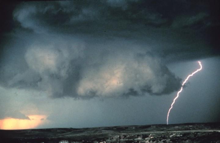 Nawałnice i wichury – pogoda na Śląsku