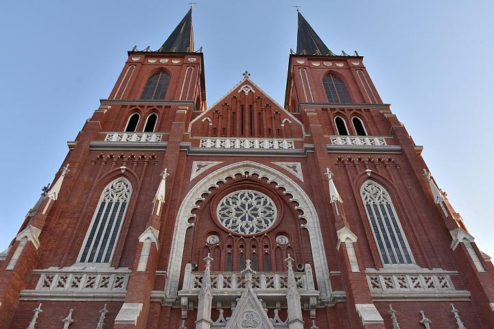 Święcenia diakonatu w częstochowskiej Katedrze