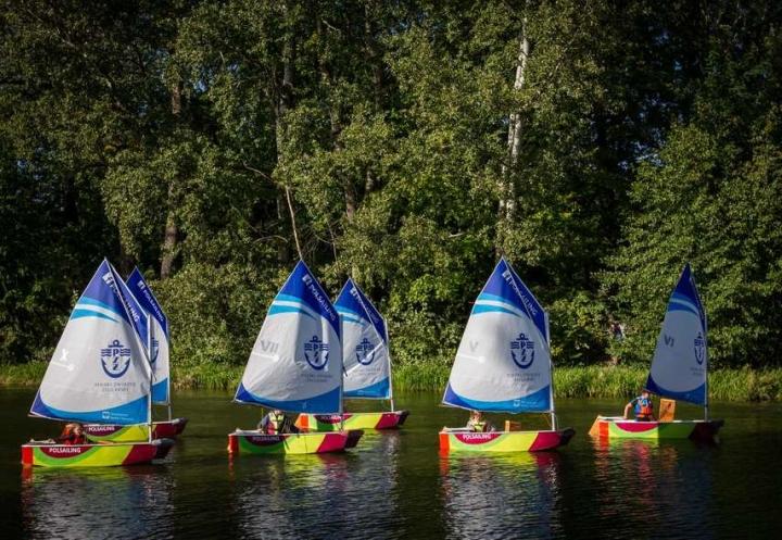 PolSailing Day w Parku Lisiniec. Wydarzenie żeglarskie dla każdego
