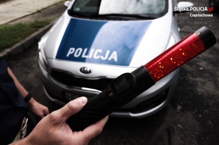 Kolejny pijany kierowca w powiecie kłobuckim