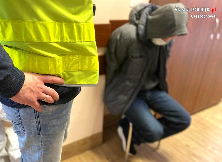 Podejrzany o pobicie dziecka w areszcie