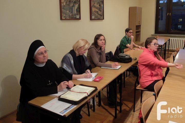Warsztaty biblijne w Wyższym Instytucie Teologicznym