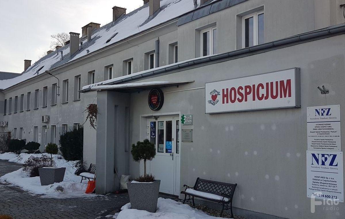 Włącz się do zbiórki na hospicjum