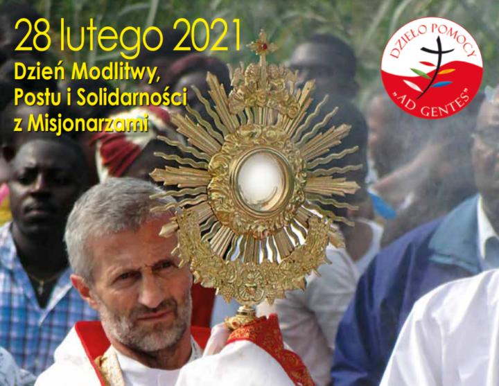 Bp Mazur na Niedzielę Ad Gentes: Żyjmy Eucharystią
