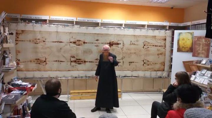 O Całunie Turyńskim u św. Pawła