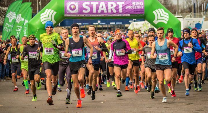 Zdrowie na medal! Bieg w Parku Śląskim