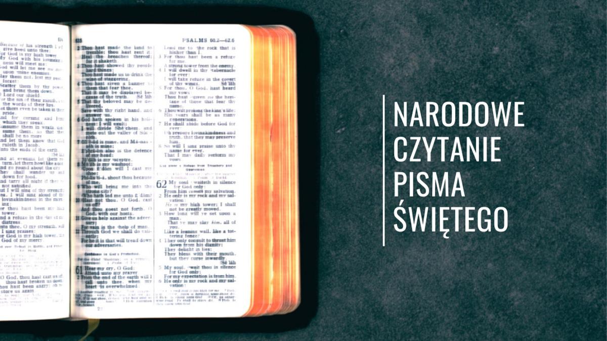 Czytajmy Pismo Święte