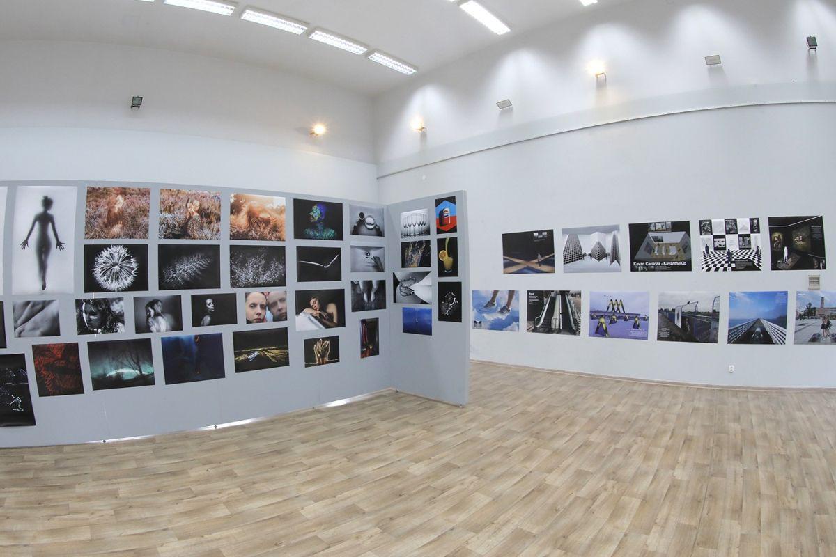 """Wystawa studentów w """"Galerii 113"""""""