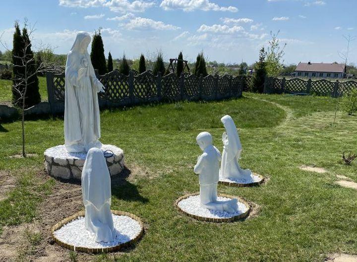 Powstaje Ogród Fatimski