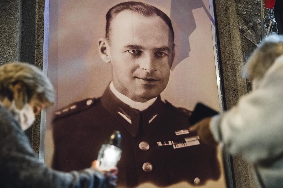 120 urodziny Witolda Pileckiego