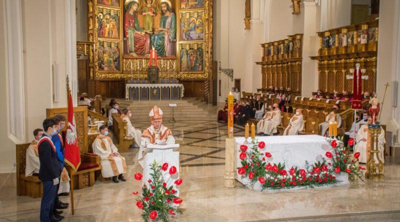 Jubileusz Niższego Seminarium Duchownego w Częstochowie – fotogaleria