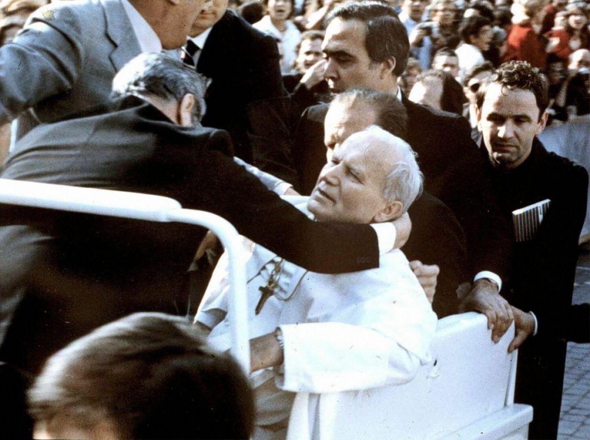 40. rocznica zamachu na Papieża Polaka