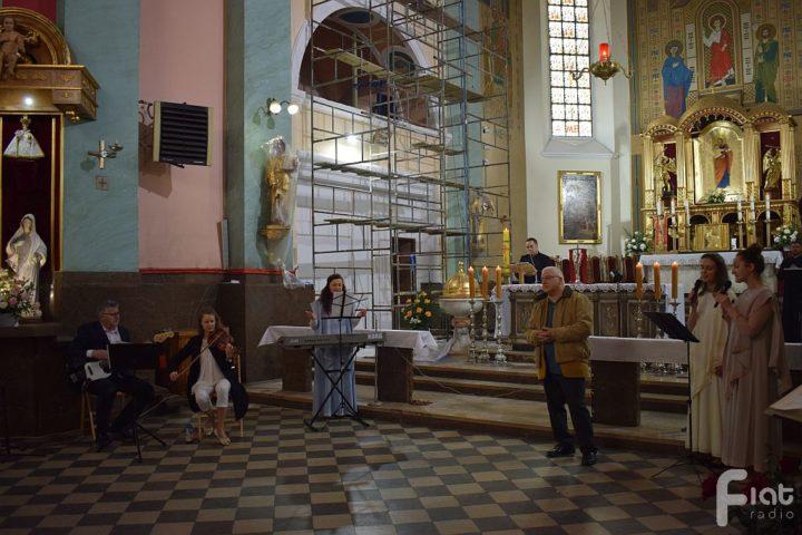 Koncert Uwielbienia w Sanktuarium Świętego Józefa w Częstochowie