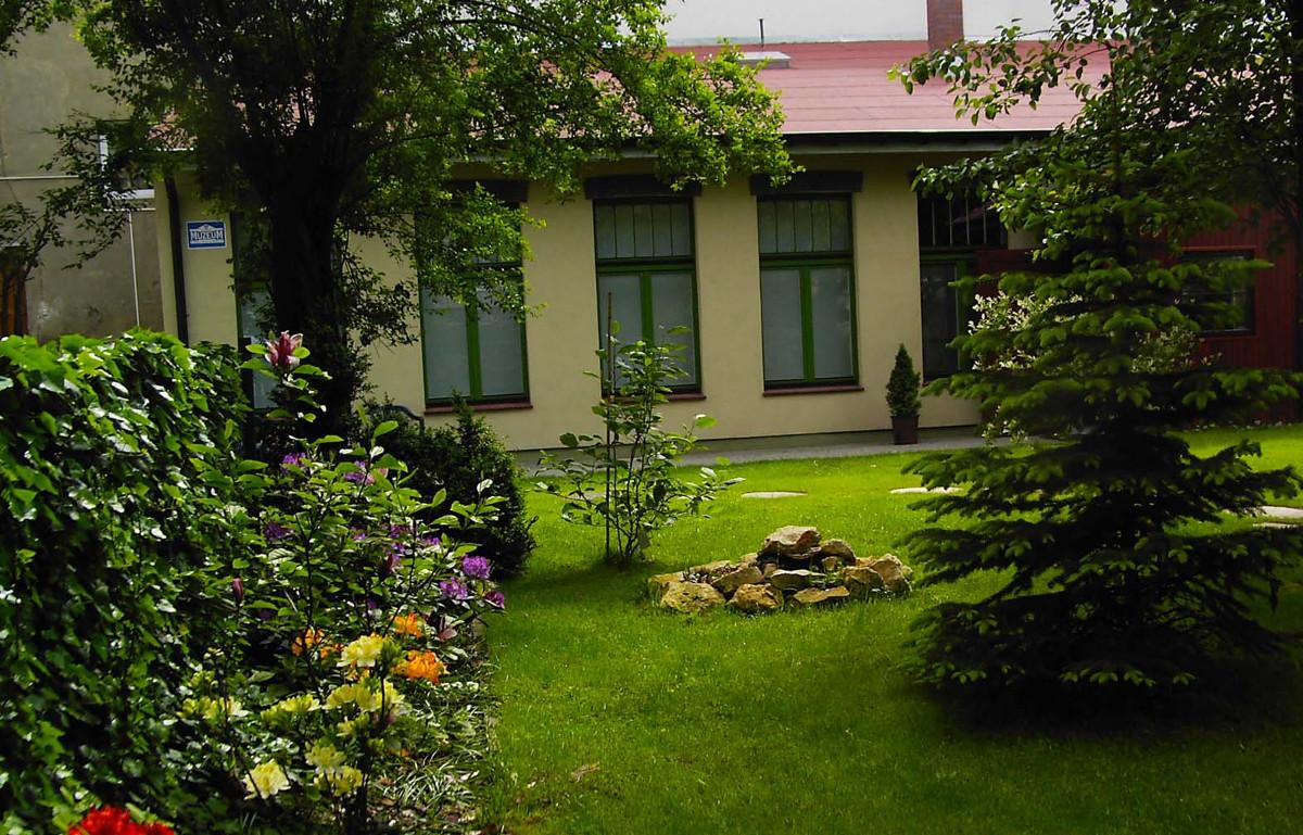 dom poezji muzeum haliny poświatowskiej