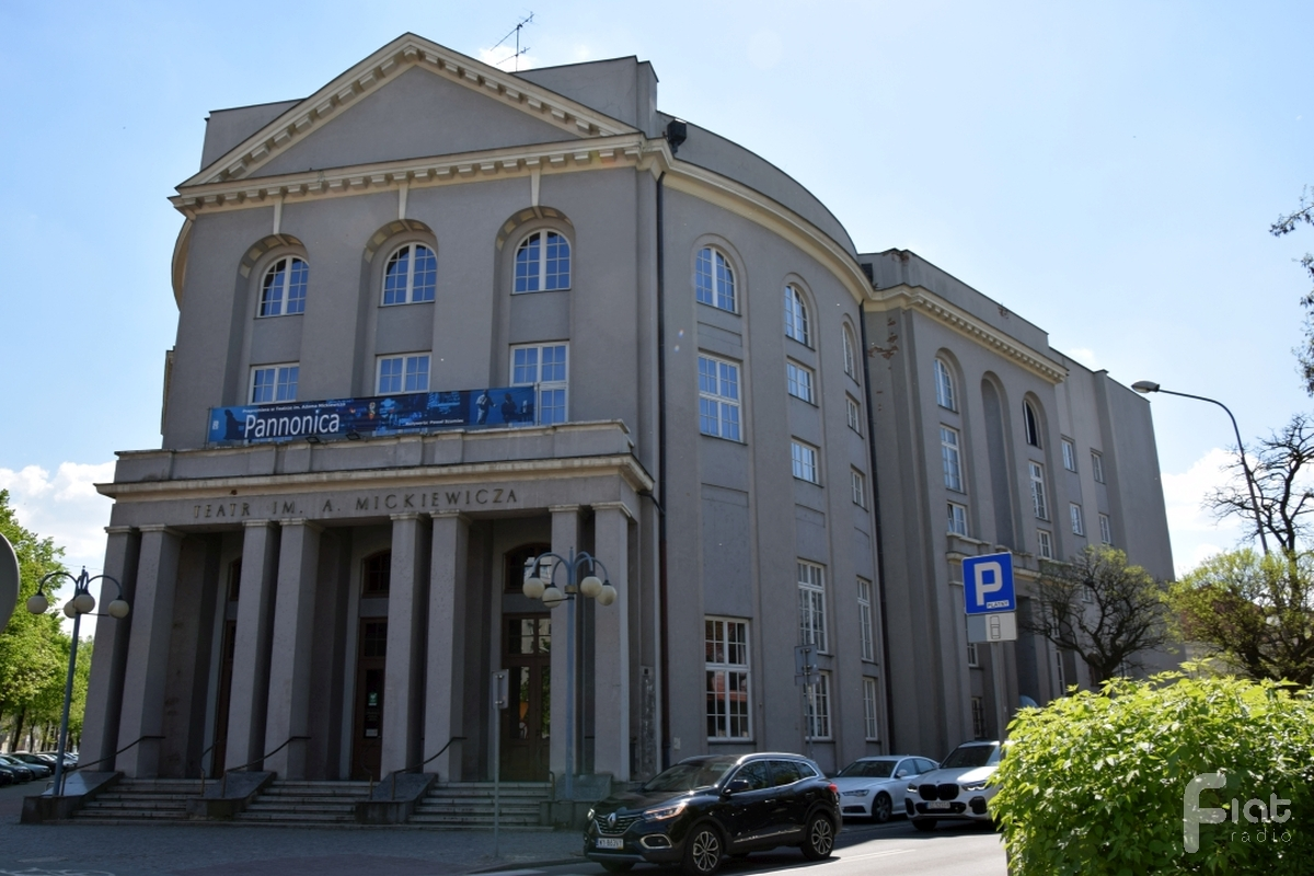 Rytm w Sercu Teatru Mickiewicza
