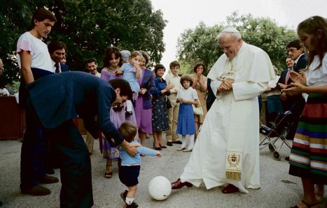 Turniej piłkarski o puchar Jana Pawła II