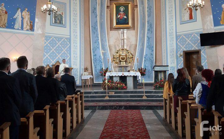 Dzień łaski – uroczystości odpustowe w parafii w Gniazdowie