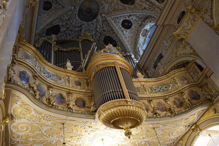 Inauguracja Jasnogórskich organów. Krótki koncert dla wiernych