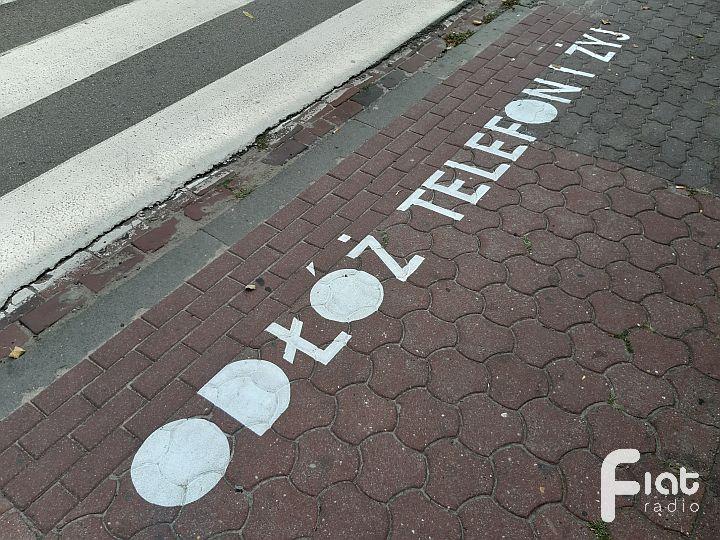 Potrącenie nastolatka na przejściu dla pieszych. Policja przypomina o bezpieczeństwie