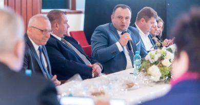 Na Zamku Piastowskim w Raciborzu odbył się Konwent Powiatów Województwa Śląskiego