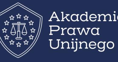 Rusza program edukacyjny Akademia Prawa Unijnego