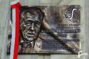 Na Jasnej Górze upamiętniono Kornela Morawieckiego