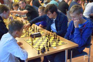 Elektryzujące mistrzostwa szachowe w Tauronie