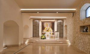 Nowa Kaplica św. Jana Pawła II poświęcona