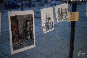 Wystawa Urban Sketchers Poland